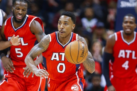 Detroit Pistons at Atlanta Hawks
