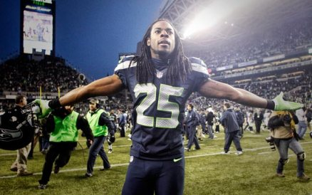 NFL: St. Louis Rams at Seattle Seahawks