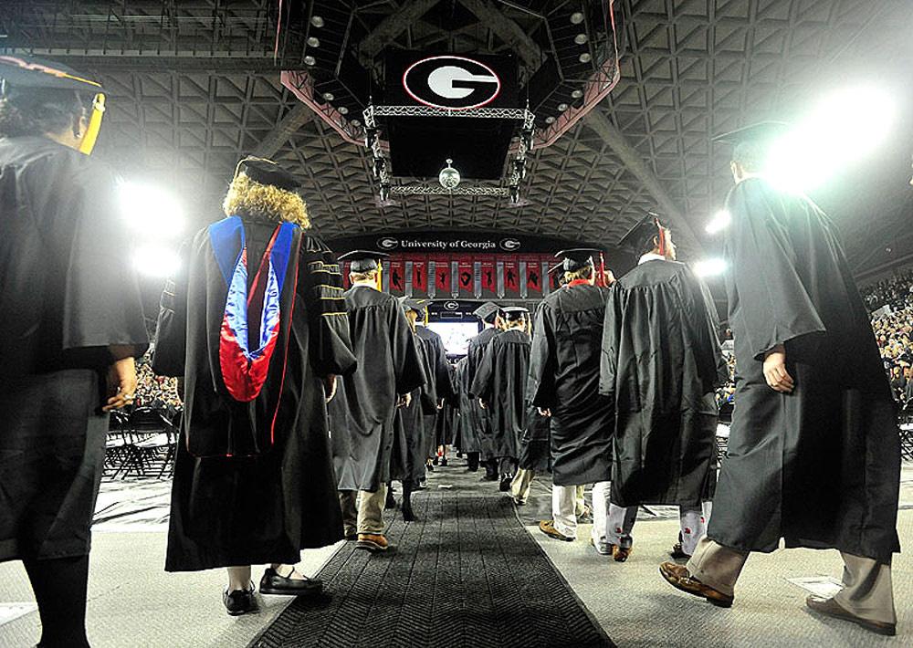 UGA Graduation3