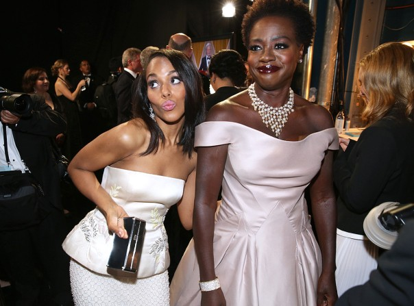 Kerry Washington-Viola Davis